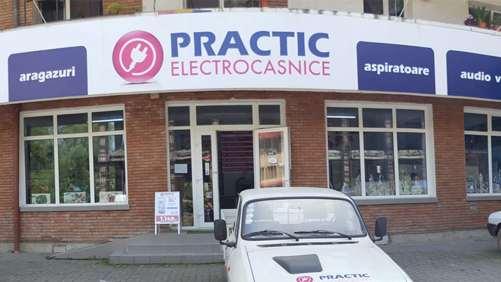 Practic Electrocasnice Covasna