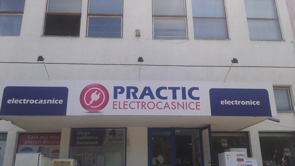 Practic Electrocasnice Ludus