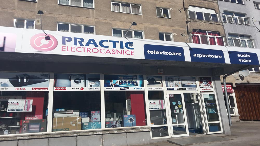 Practic Electrocasnice Lupeni